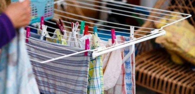 Çamaşırlarınızı sakın evde kurutmayın! Yoksa...