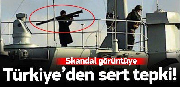 Çavuşoğlu'ndan Boğaz'daki Rus füzesi açıklaması