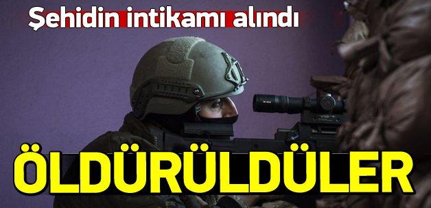 Cizre'de 6 PKK'lı terörist etkisiz hale getirildi
