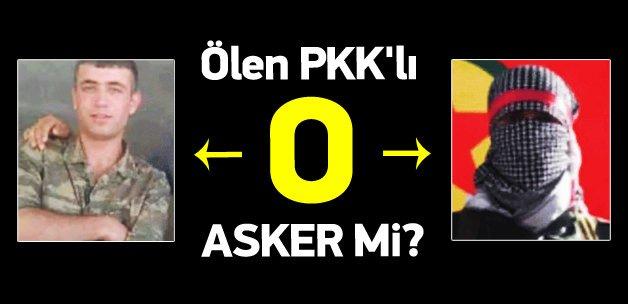 Dargeçit'te ölen PKK'lı, kayıp asker mi?
