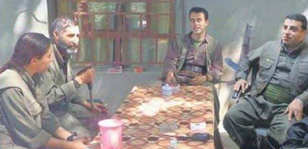 Demirtaş'tan Kandil'e kardeş ziyareti