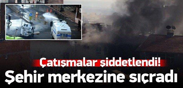Diyarbakır karıştı: Çatışmalar şiddetlendi!