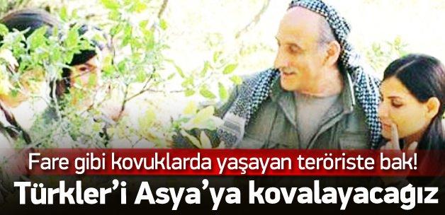 Duran Kalkan: Türkler'i Orta Asya'ya kovalayacağız