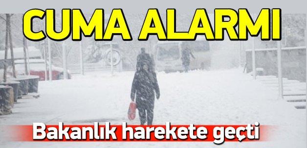 Enerji Bakanlığı'nda soğuk hava alarmı!