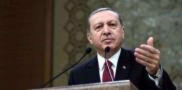 Erdoğan: Bizim farkımız işgal değil fetihtir