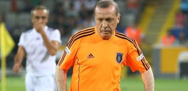 Erdoğan bugün orada maça çıkacak