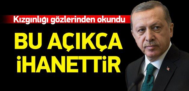 Erdoğan'dan Demirtaş'a: Bu ihanettir