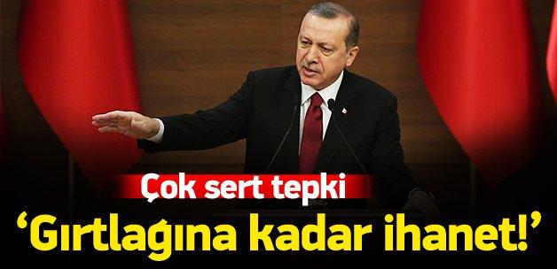 Erdoğan, Eren Erdem ve Kılıçdaroğlu'na yüklendi