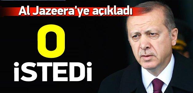 Erdoğan: Türk askerini Başbakan İbadi istedi