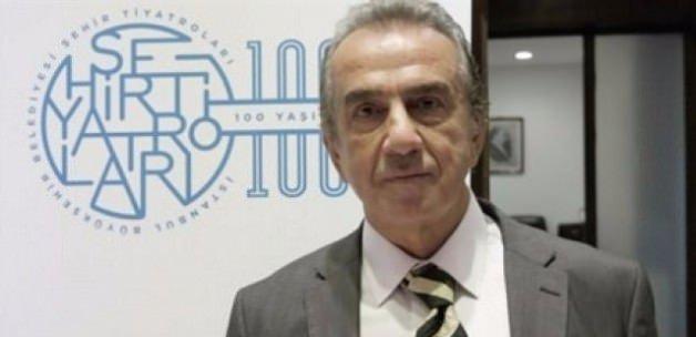 Erhan Yazıoğlu Şehir Tiyatroları'ndan istifa etti