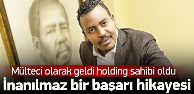 Eritreli patron Israr Totil