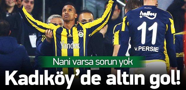 Fenerbahçe - Medipol Başakşehir: 1-0