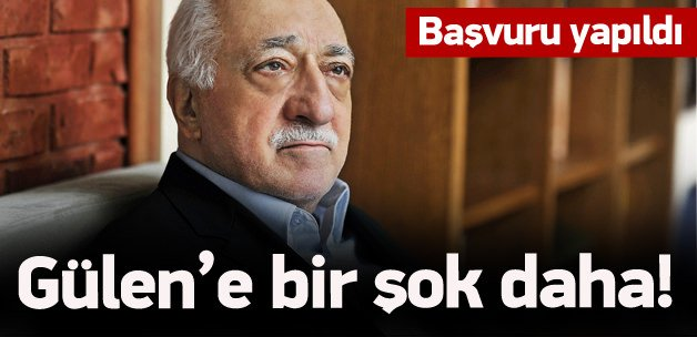 Fethullah Gülen'e Kırmızı Bülten şoku!
