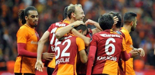 Galatasaray'da Beşiktaş'a karşı 3 eksik