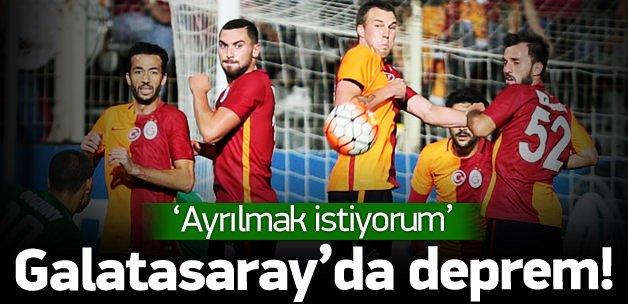 Galatasaray'da Grosskreutz depremi!