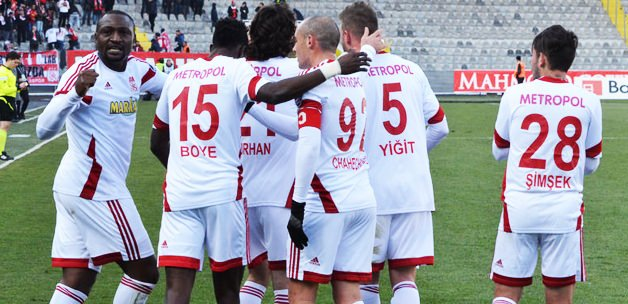 Gençlerbirliği - Medicana Sivasspor: 0-1
