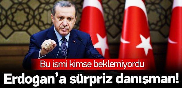Hamza Yerlikaya, Erdoğan'a Baş Danışman oldu