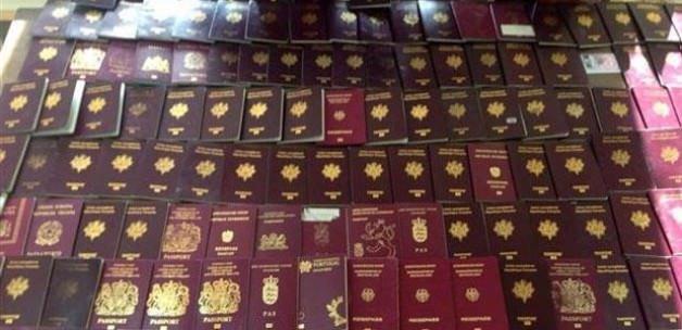 Havalimanında IŞİD operasyonu: 48 pasaport çıktı