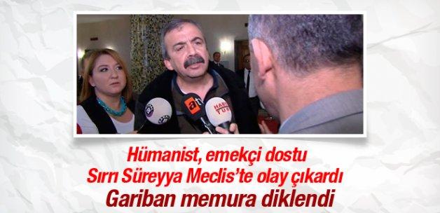 HDP'li Önder'i çileden çıkaran yasak!
