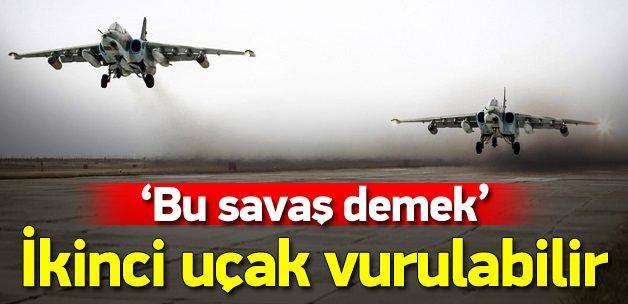 İkinci Rus uçağını İsrail vurabilir