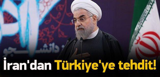 İran'dan Ankara'ya tehdit