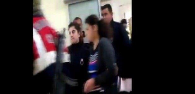 İşkenceci üvey anne, Ankara'ya nakledildi