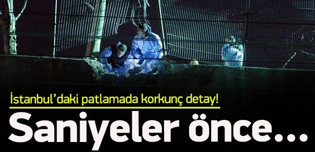 İstanbul'daki patlamada korkunç detay