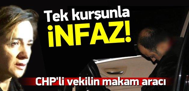 İstanbul'un göbeğinde araç içinde infaz!