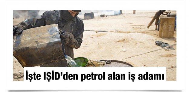 İşte IŞİD petrolüne aracılık yapan iş adamı