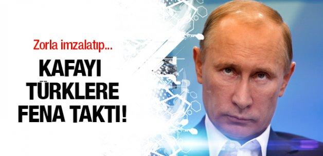 İşte Putin'in yeni Türk kurbanları! Zorla imzalatıp...