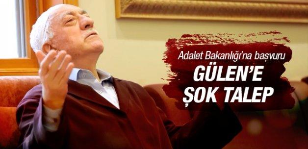 İzmir'de Fethullah Gülen için şok talep!