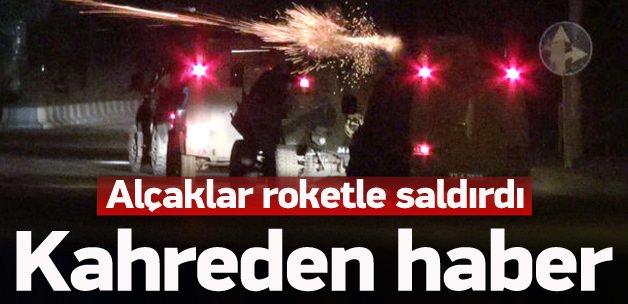 Kahreden haber: 1 polis şehit oldu, 2 yaralı
