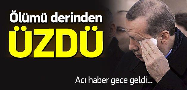 Karakaya'nın vefatı Erdoğan'ı da derinden üzdü