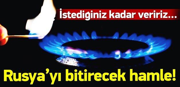 Katar'dan Türkiye'ye sınırsız doğalgaz müjdesi!