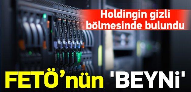 Kaynak Holding'de gizli server bulundu