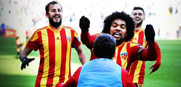 Kayserispor - Akhisar Belediyespor: 3-2