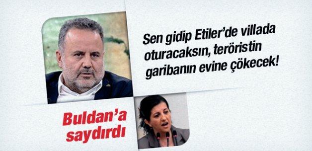 Kızılkaya'dan HDP'li Buldan'a tepki!