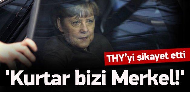 Lufthansa, THY'yi Merkel'e şikayet etti!