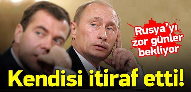 Medvedev: Birçok üründe fiyat arttı