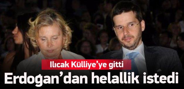 Mehmet Ali Ilıcak: Erdoğan'dan helallik istedim