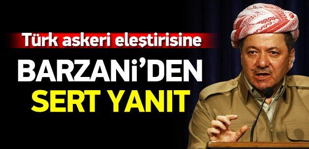 Mesut Barzani'den 'Türkiye' açıklaması