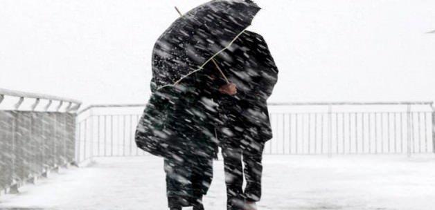 Meteoroloji uyardı! Kuvvetli kar geliyor