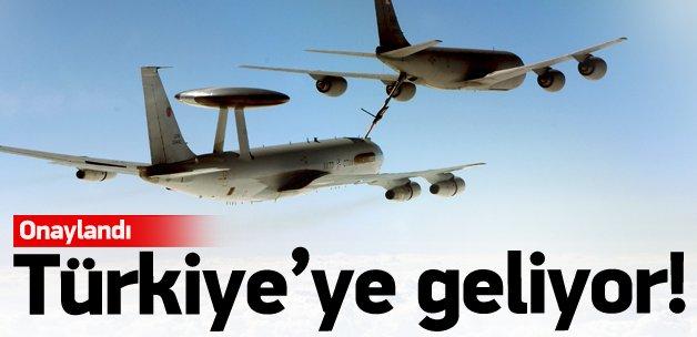 NATO, Türkiye'ye AWACS gönderecek