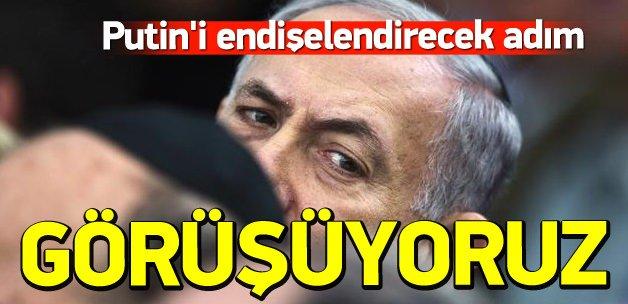 Netanyahu: Türkiye ile görüşme halindeyiz