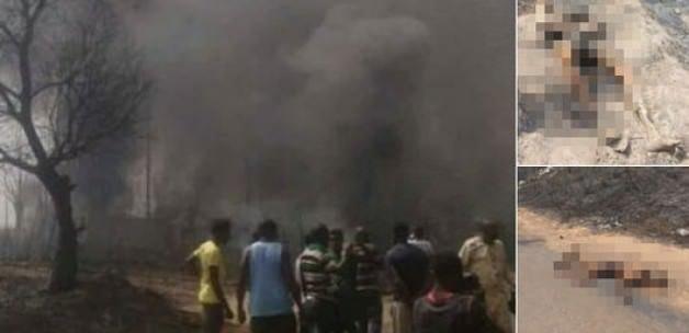 Nijerya'da korkunç patlama: 100'den fazla ölü