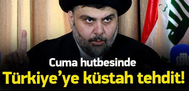 O isimden Türkiye'ye küstah tehdit!