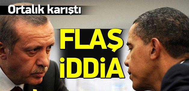 """""""Obama Erdoğan'ı dinletti"""" iddiası"""