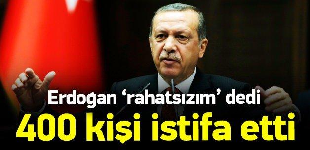 Osmanlı Ocakları'nda 400 kişi istifa etti