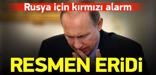 Petrolde deprem! Rusya için kırmızı alarm
