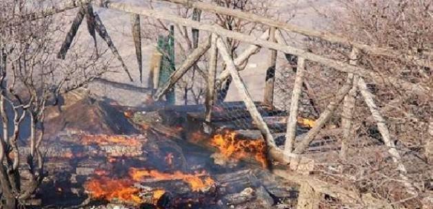 Peygamber makamına giden köprüyü yaktılar